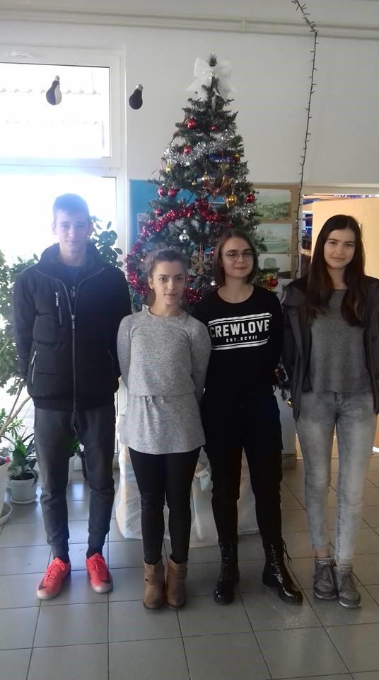 Naslovnica Srednja Skola Ivana Mestrovica Drnis